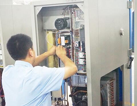 equipment manufacting